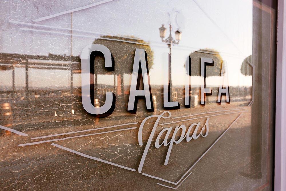 Califa Tapas Vejer