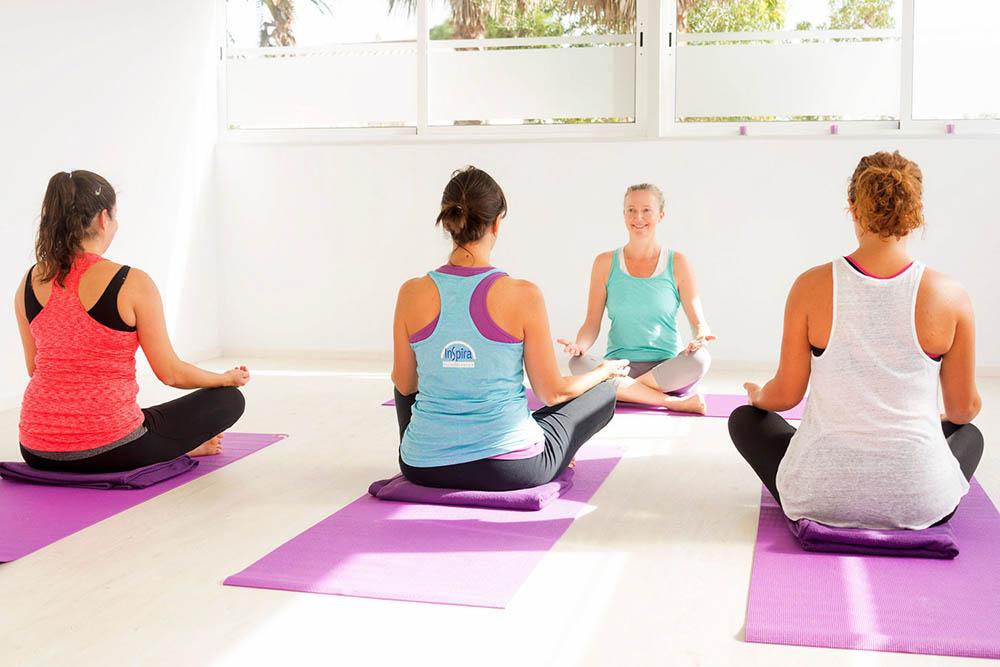 Fotografía Yoga
