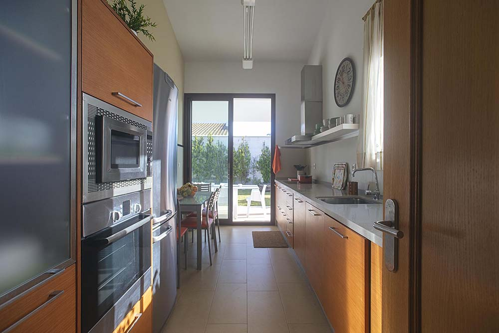 Cocina de Casa de Alquiler en Roche