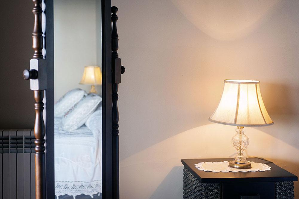 Detalle de Dormitorio en Fotografía de Interiorismo