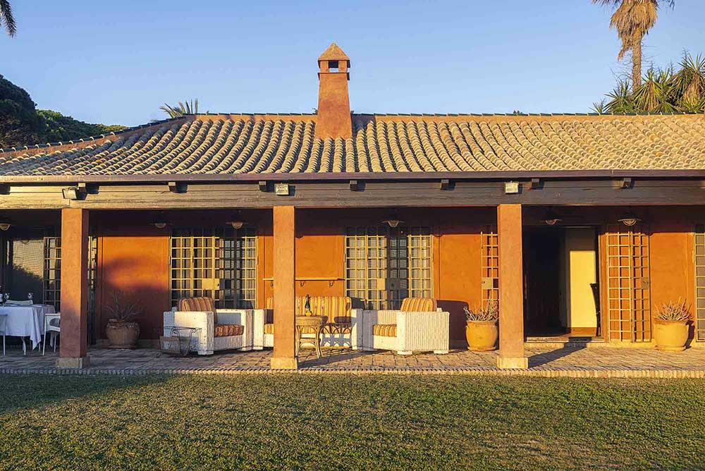 Fotografía de Inmobiliaria de Jardín en Casa en La Barrosa