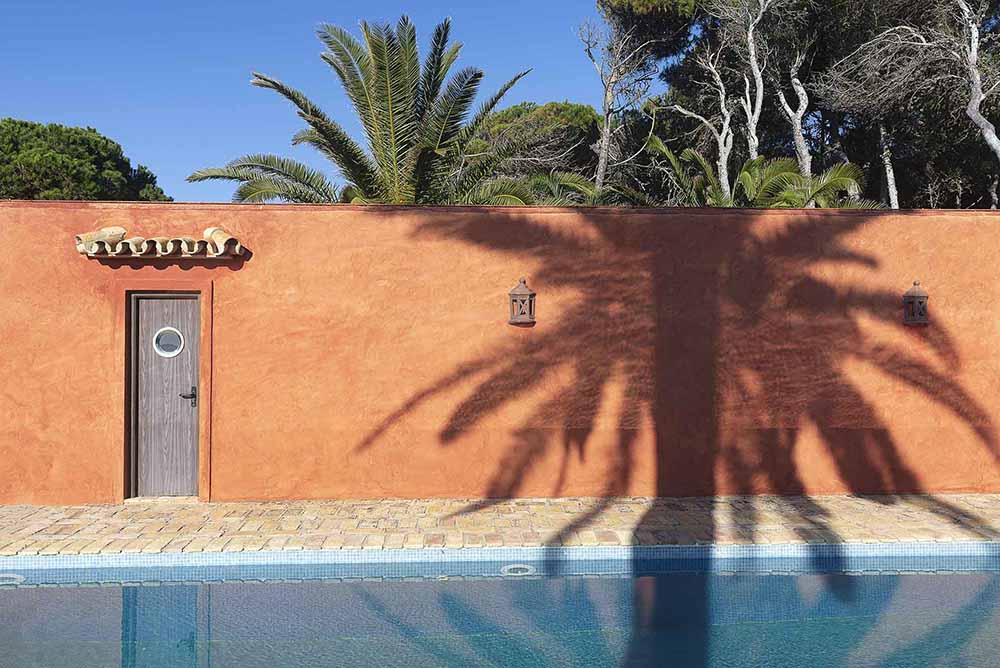 Fotógrafo de Inmobiliaria en Villa con Piscina