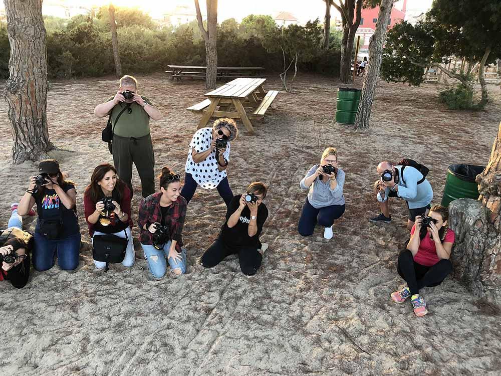 Curso de Fotografía en El Puerto