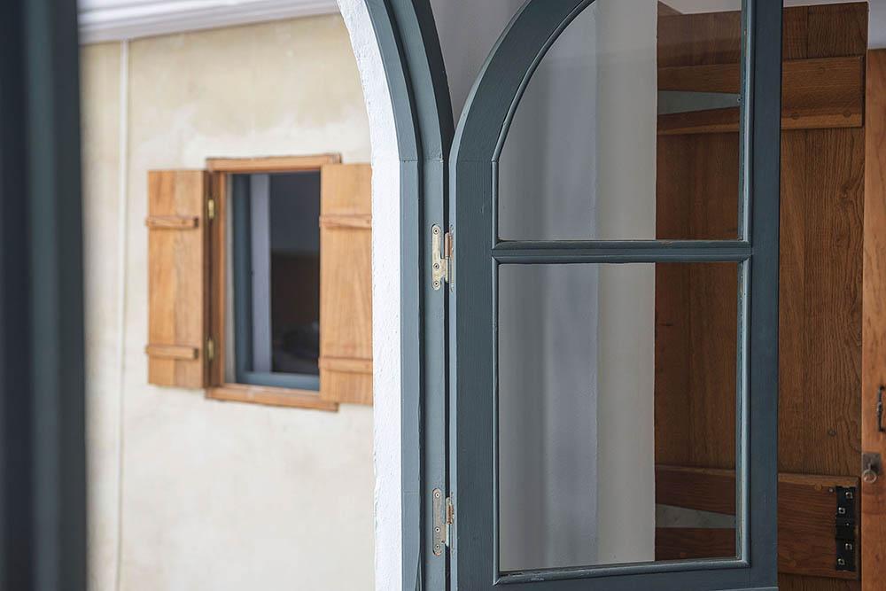 Detalle Casa Badillo en Vejer