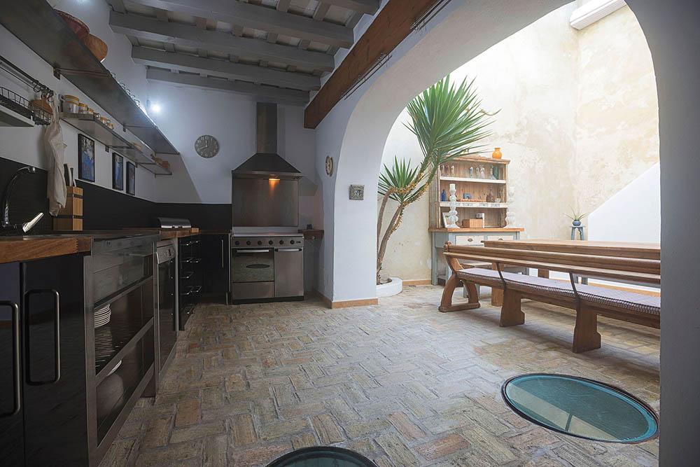 Fotografía Casa Badillo en Vejer