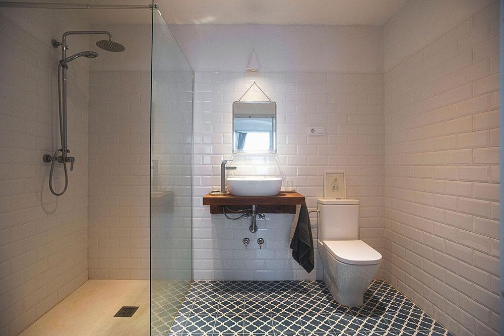 Fotografía Interiorismo Baño