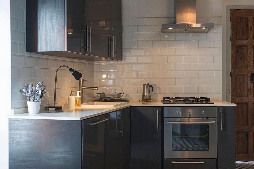 Fotografía Interiorismo Cocina Casa Harriet