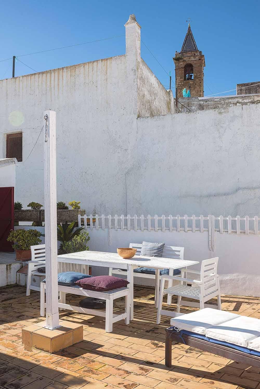Ubicación Casa Badillo Vejer