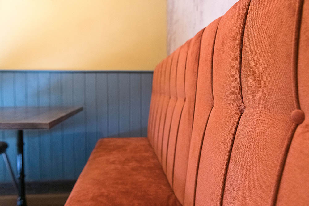 Detalle Sofá Bar