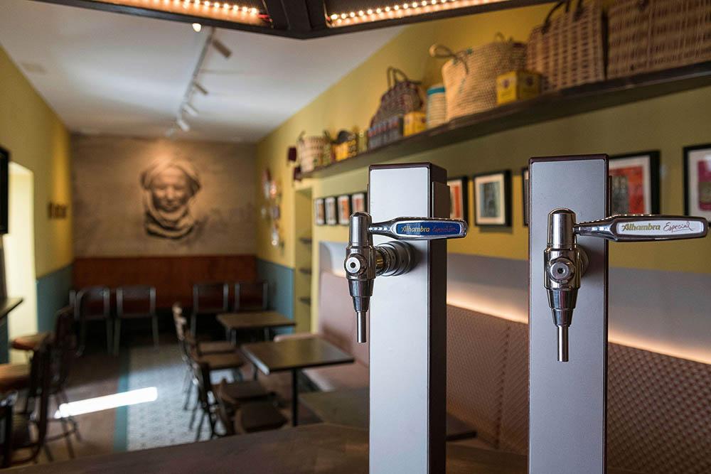 Fotografía Profesional Bar Vejer