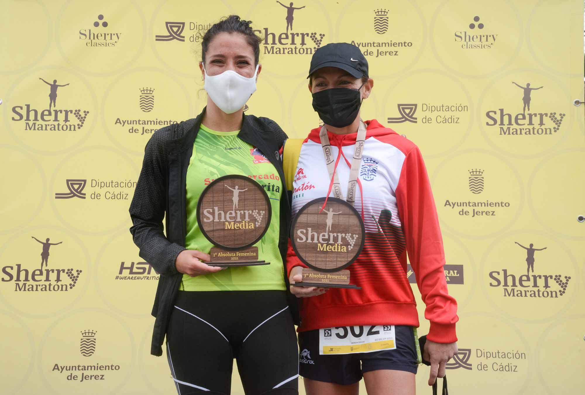Ganadoras Sherry Maraton