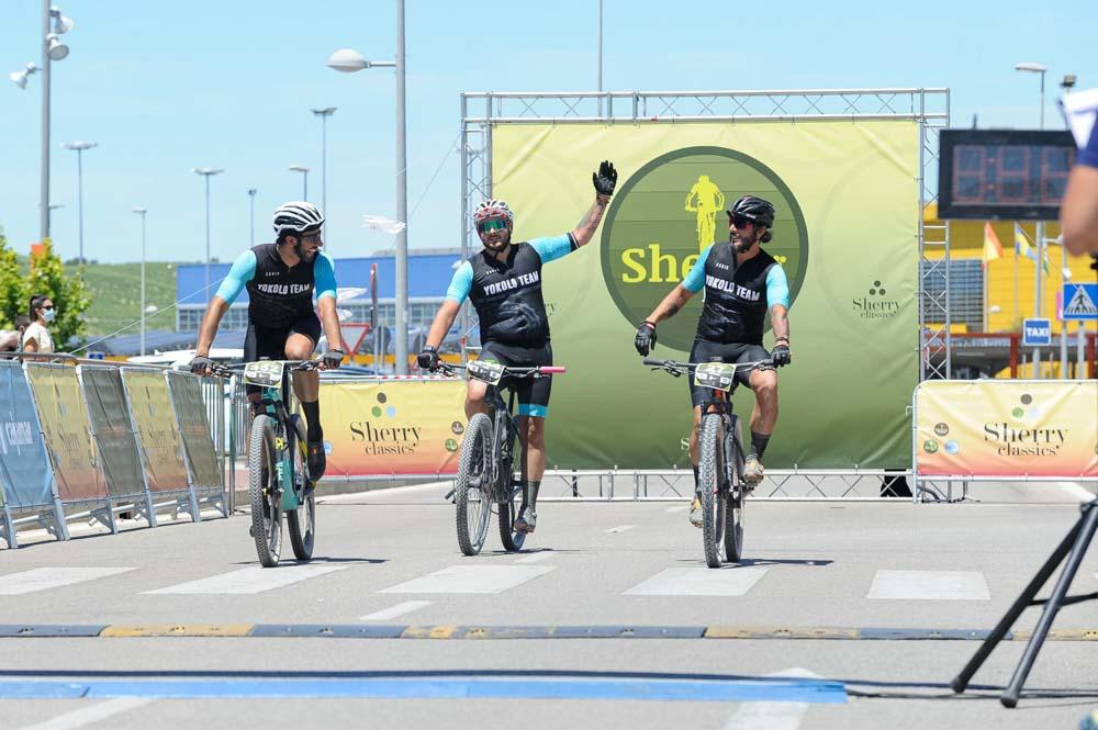 Llegada Sherry Bike 2021