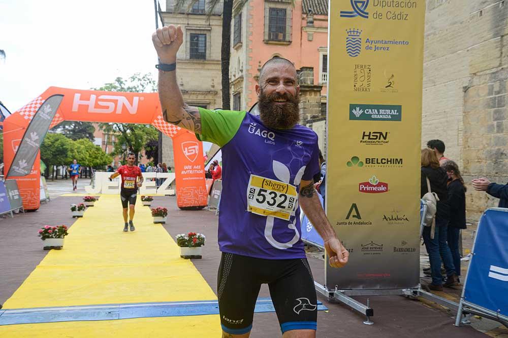 Llegada Sherry Maraton