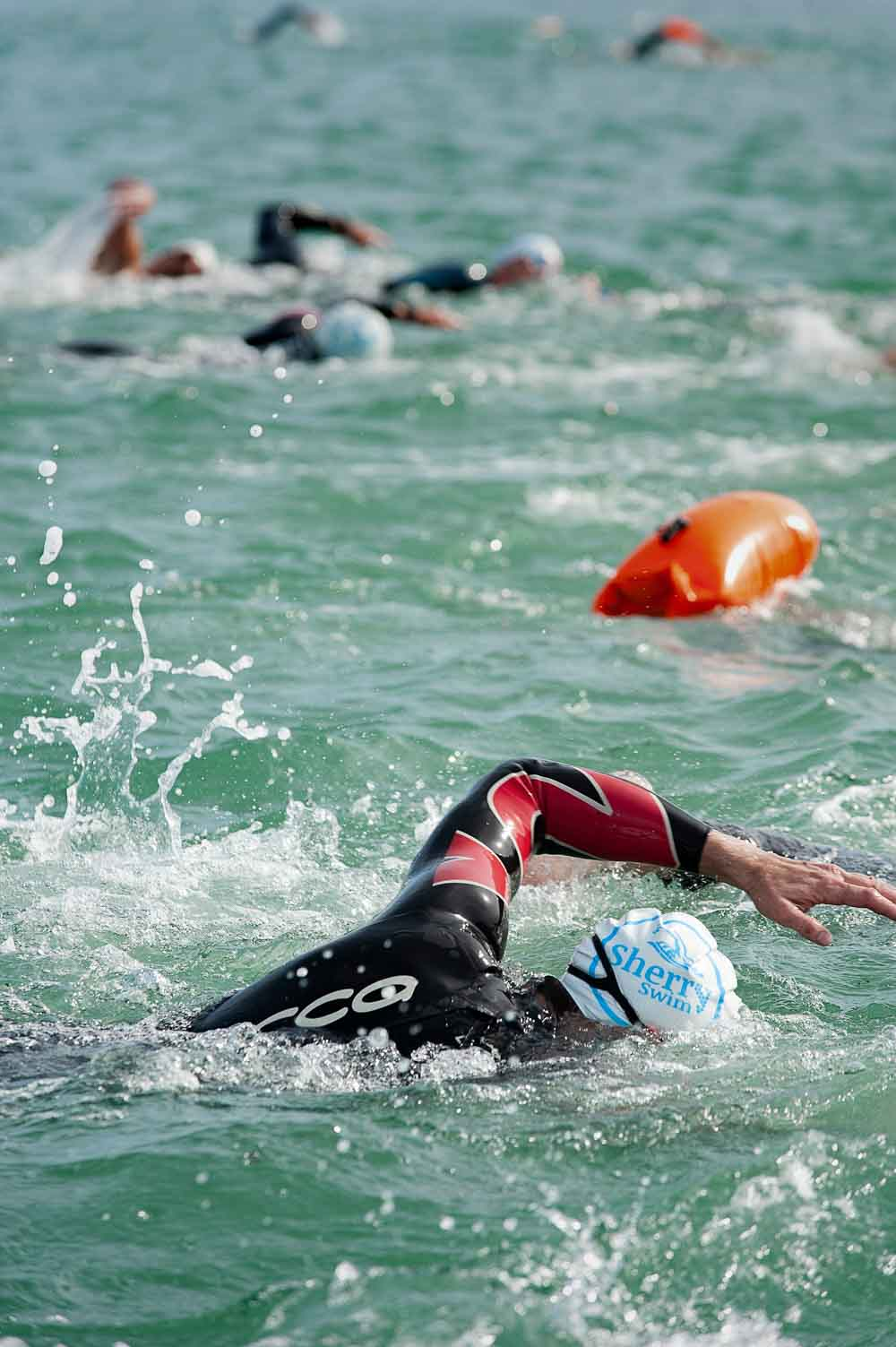 Nadador Sherry Swim