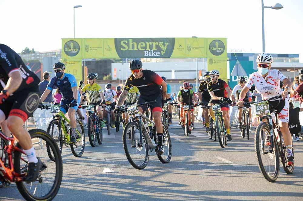 Salida Sherry Bike