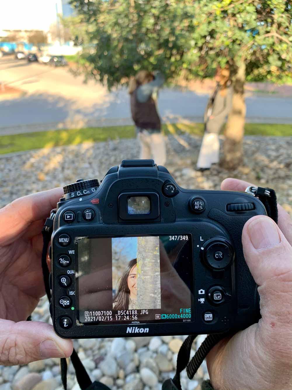 Clase de Fotografía en El Puerto
